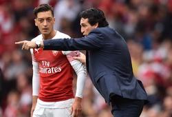 Đội hình dự kiến Arsenal vs Burnley: Pepe 72 triệu bảng lấy chỗ Ozil