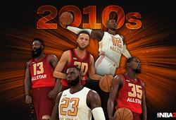 NBA 2K bổ sung các đội hình All-Decade cực ngầu trước thềm mùa giải
