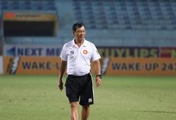 HLV Vũ Quang Bảo lần thứ 3 tái hợp với Cần Thơ