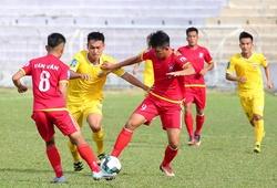 Kết quả hạng Nhất 2019 vòng 18: Đăk Lăk, Bình Định bất phân thắng bại