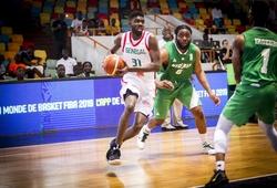 ĐT Senegal chốt đội hình dự FIBA World Cup 2019