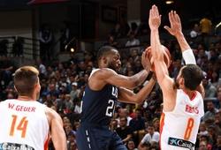 """ĐT Mỹ """"bán hành"""" cho Tây Ban Nha trước thềm FIBA World Cup 2019"""