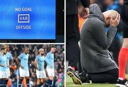 HLV Pep Guardiola giải thích lý do Man City sẽ hưởng lợi nhờ VAR