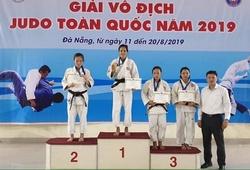 Kết quả Giải VĐ Judo toàn quốc năm 2019: TP. HCM nhất toàn đoàn