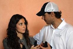 Lễ cưới sao quần vợt Rafael Nadal có gì đặc biệt?