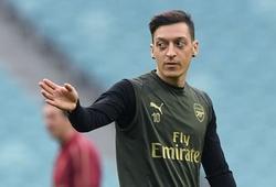 Lý do thực sự khiến Ozil nghỉ thi đấu trận Arsenal vs Burnley