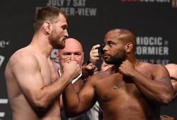 Nhận định Daniel Cormier vs Stipe Miocic 2 tại UFC 241 (10h00, 18/8)