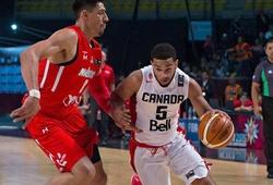 ĐT Canada hạ gục Australia dù thiếu vắng những ngôi sao NBA