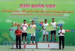 Kết quả giải quần vợt VTF Pro Tour 200 - 3