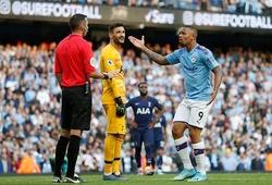 Lloris không nghĩ VAR từ chối bàn thắng vào lưới Tottenham của Man City