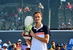 Đoạt Masters đầu tiên tại Cincinnati, Daniil Medvedev hoành tráng hướng đến US Open