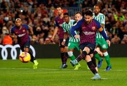 Lịch thi đấu La Liga vòng 2: Barca tiếp Betis, quyết rửa nhục trận mở màn