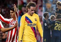 Real Madrid và Atletico tạo nên điều chưa từng có trước Barca sau 15 năm