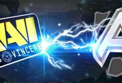 Dota 2 TI9 Main Event ngày 1: NaVi và Alliance dắt tay nhau về nước!