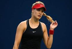"""Giải quần vợt US Open: Người đẹp Eugenie Bouchard đang quá """"đen"""""""