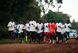 Chạy bộ mỗi ngày: Thử thách sub-2 của Eliud Kipchoge công bố điểm xuất phát