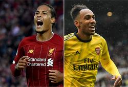 Đội hình dự kiến Liverpool vs Arsenal: Ozil bị gạch tên, Pepe chờ đá chính