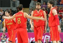 Marc Gasol cùng 11 anh tài góp mặt trong đội hình ĐT Tây Ban Nha
