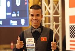 Trần Quyết Chiến vào tứ kết giải billiards Survival 3C Master Istanbul 2019