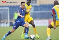 Lý do Quảng Nam thay Huy Hùng giữa trận thắng Khánh Hoà