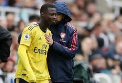 """Pepe được """"tô đậm"""" cho trận Liverpool vs Arsenal"""