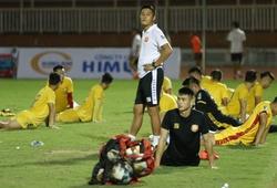 Thanh Hóa FC lại thiệt quân vì lý do... trên trời rơi xuống