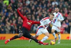 Link xem video bàn thắng MU vs Crystal Palace (1-2): Thất bại đắng ngắt