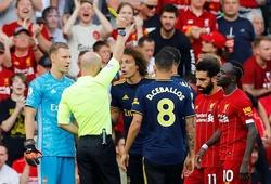 David Luiz giải thích lý do phạm lỗi với Salah khiến Arsenal nhận bàn thua