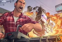 GTA 5: Cười bò với những pha lỗi game cực dị - Phần 3