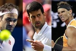 Giải quần vợt US Open 2019: Bát tiên quá hải!