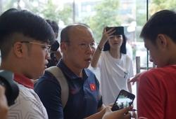 HLV Park Hang Seo làm điều bất ngờ trong ngày ĐT Việt Nam hội quân