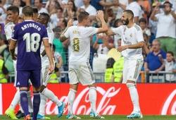 Ngạc nhiên về đội hình Real Madrid giống hệt cách đây 5 năm