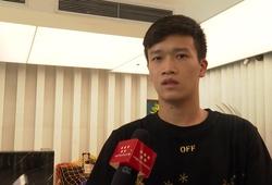 """Nguyễn Hoàng Đức: """"Em cảm thấy bình thường khi gặp Thái Lan"""""""