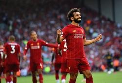 Salah tạo chỉ số đáng kinh ngạc cho Liverpool ở Ngoại hạng Anh