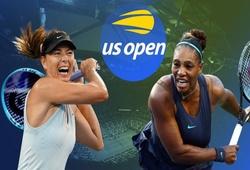 Kết quả US Open 2019: Serena vs Sharapova kết thúc chóng vánh và bình lặng