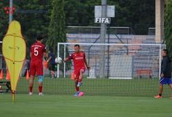 Thầy Park nhận tin vui trước trận đấu với Thái Lan