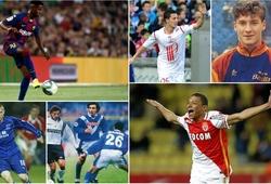 Top 10 ngôi sao ra mắt ở tuổi 16 mà Ansu Fati của Barca tiếp bước