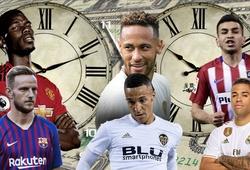 """Neymar, Pogba và những """"bom tấn"""" có thể nổ vào hạn chót TTCN Hè 2019"""
