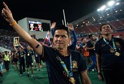 Kiatisak cùng các danh thủ Thái Lan sắp sang Việt Nam