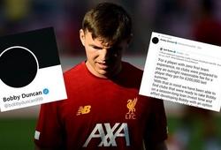 """Liverpool bị cáo buộc """"bắt nạt"""" tài năng trẻ Bobby Duncan"""