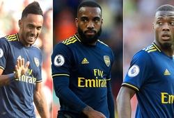 Đội hình Arsenal với bộ ba 180 triệu bảng sẽ thế nào ở trận derby?
