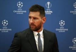 Messi nói sau lễ bốc thăm Cúp C1: Tôi thực sự muốn chơi ở Dortmund!