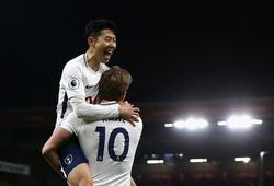 Đội hình dự kiến Arsenal vs Tottenham: Son Heung Min cặp Kane đấu Pepe