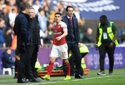 Arsenal phải chọn 4 cầu thủ bắt đầu để chống lại Tottenham