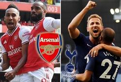 Arsenal vs Tottenham và 10 thống kê nổi bật của trận derby London
