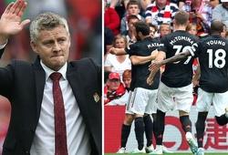 HLV Solskjaer nói gì với các cầu thủ MU sau trận hòa Southampton?