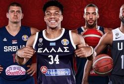 Kết quả ngày thi đấu đầu tiên FIBA World Cup 2019