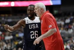 Lịch thi đấu FIBA World Cup 2019 ngày 1/9: ĐT Mỹ ra quân