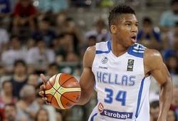 Nhận định bóng rổ FIBA World Cup 2019: Hy Lạp vs Montenegro