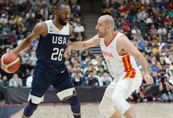 Nhận định bóng rổ FIBA World Cup 2019: Mỹ vs Cộng Hòa Séc